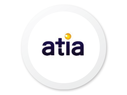 Atia Medical</br>Implantable lens for</br>intraocular lens replacement