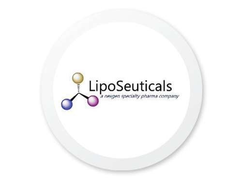 Liposeuticals Inc.</br>Enhancement of solubility</br>and bioavailability</br>through reformulation