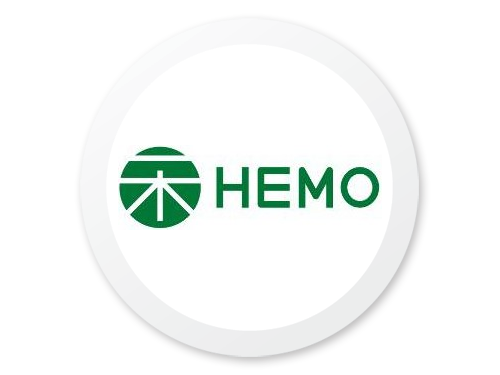 Hemo China</br>A leading interventional</br> neurovascualar company</br>offering best-in-class</br>products and services